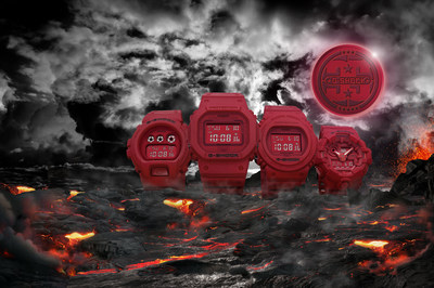 The New 35th Anniversary Limited Edition RED OUT Series