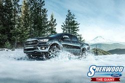 Sherwood Ford provides truck buyers with a way to reserve the new 2019 Ford Ranger