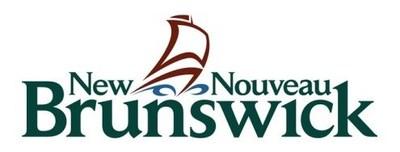 Logo : Gouvernment du Nouveau-Brunswick (Groupe CNW/Cabinet du ministre responsable des Relations canadiennes et de la Francophonie canadienne)