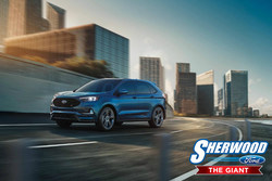 Sherwood Ford provides interested SUV shoppers with a way to reserve the new 2019 Ford Edge