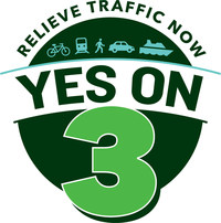 Yes on 3 Logo