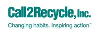 Call2Recycle, Inc. Logo (PRNewsfoto/Call2Recycle, Inc.)