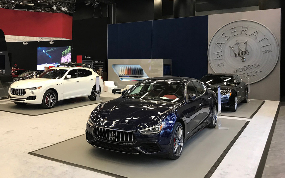 Maserati Debuts New 2018 Vehicles at Montréal Auto Show on Heels of Record-Breaking Canadian Sales. Credit Maserati