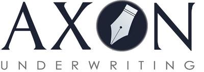 Axon Underwriting Logo (PRNewsfoto/Axon Underwriting Services, LLC)