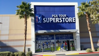 PGA TOUR Superstore Achieves Record Year with +15% Comp Store Sales Growth