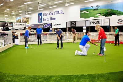 PGA TOUR Superstore, the interactive golf retailer, announced future plans for a 50% increase in brick-and-mortor locations over the next three years.