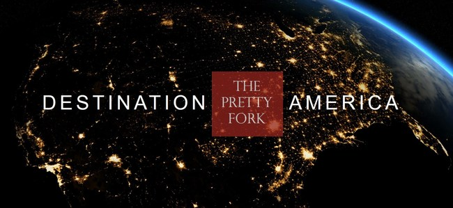 The Pretty Fork launches Destination Dining America.