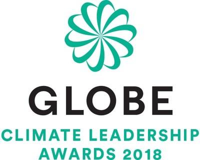 GLOBE Climate Leadership Awards 2018 (CNW Group/GLOBE Series)