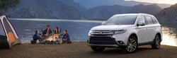 The 2018 Mitsubishi Outlander was named Best in Snow by Continental Mitsubishi!