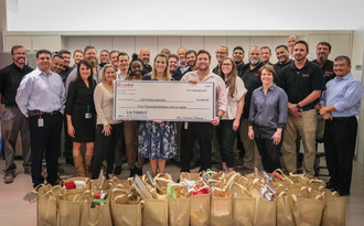 Clune Construction Continues Strong Legacy Of Holiday Charitable Contributions To Non-Profit Organizations Nationwide