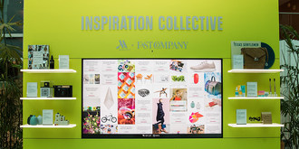 """Marriott Hotels is teaming up with Fast Company to introduce the """"Inspiration Collective."""""""