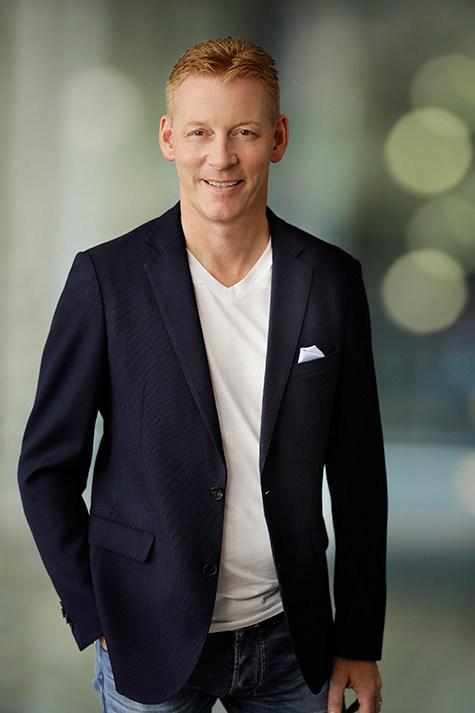 Vincent English, CEO Megaport