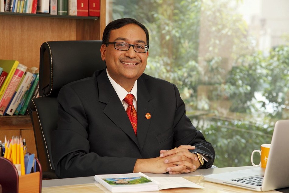 Dr. Rajesh Jain, Joint Managing Director, Panacea Biotec Limited (PRNewsfoto/Panacea Biotec Ltd.)