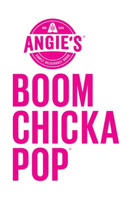ANGIE'S BOOMCHICKAPOP CRUSHES IT WITH TWO NEW PRODUCTS: POPCORN TRAIL MIX AND POPCORN BARS