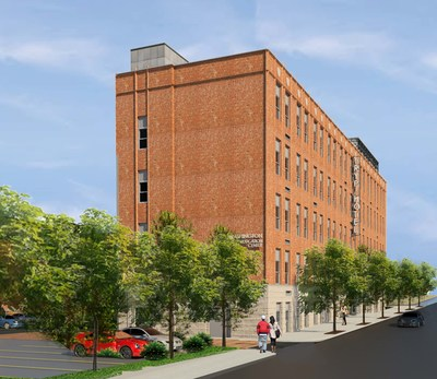 The next stop for TRYP by Wyndham: Lawrenceville, a trendy area of Pittsburgh known for its art, food and design. The hotel, pictured above, will occupy a former school and incorporate local culture into its design and offerings.