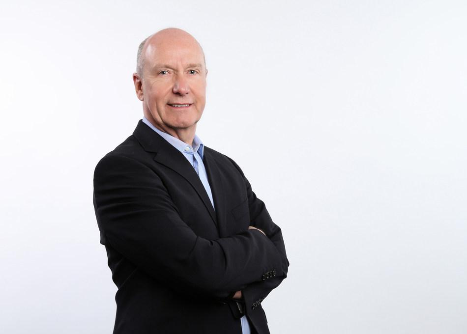 Frank Barker, CEO, Bacula Systems. (PRNewsfoto/Bacula Systems SA)