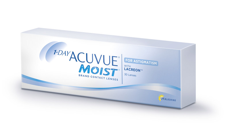 johnson johnson vision expands parameter offering for 1 day acuvue moist brand contact lenses. Black Bedroom Furniture Sets. Home Design Ideas