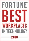 """ReliaQuest was named to FORTUNE's """"Best Workplaces in Technology"""" list for 2018."""