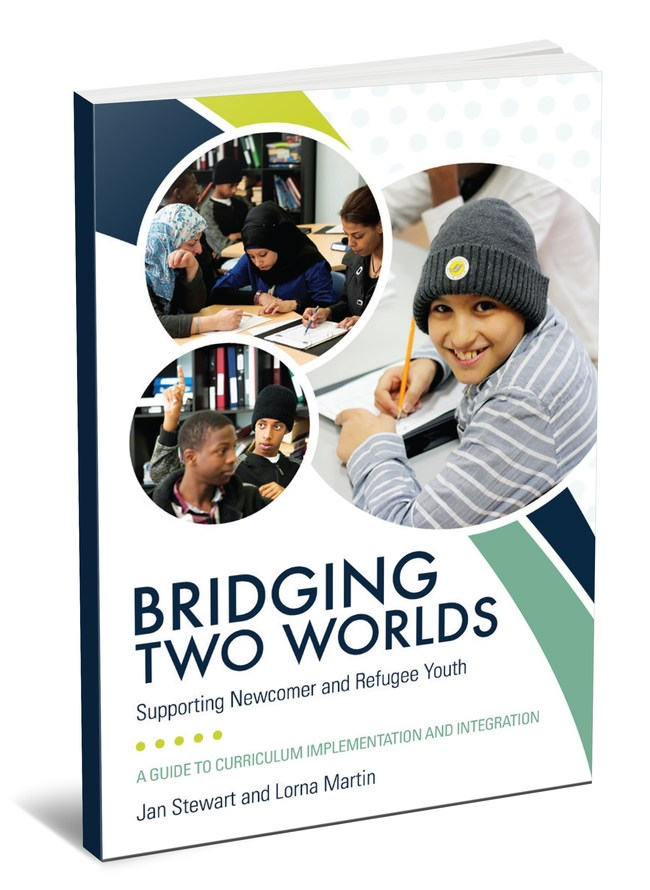The Bridging Two Worlds: Supporting Newcomer and Refugee Youth Guide was launched at the Cannexus National Career Development Conference in Ottawa. (CNW Group/CERIC)