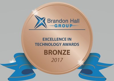 Community Brands Crowd Wisdom LMS was recognized with two bronze awards at the 2017 Brandon Hall Group Excellence in Technology Awards for Unique Learning Technology and Content Authoring Technology.