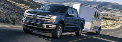 The 2018 Ford F-150 is one of the select new models shoppers can purchase at a discounted rate for a limited time at Riverside Ford Lincoln.
