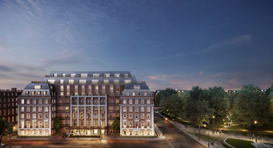 Four Seasons growth in 2018 includes company's first standalone residential project at Twenty Grosvenor Square in London's historic Mayfair district.