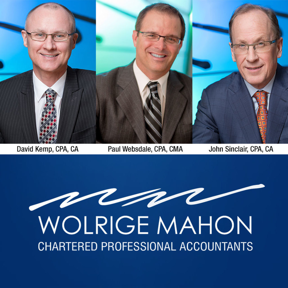 Wolrige Mahon expands to Toronto (CNW Group/Wolrige Mahon LLP)