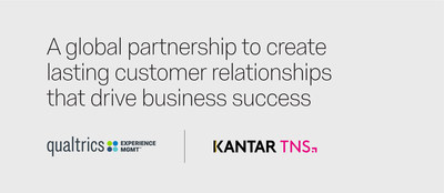 Qualtrics and Kantar TNS partner to help organizations put customers at the heart of their business.