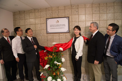 Oriental Yuhong Center of Global Excellence R&D for Waterproof Coating Established in United States