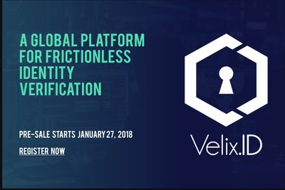 A Blockchain RegTech Solution to the World s $200 Billion a Year Identity Verification Crisis: Introducing Velix.ID