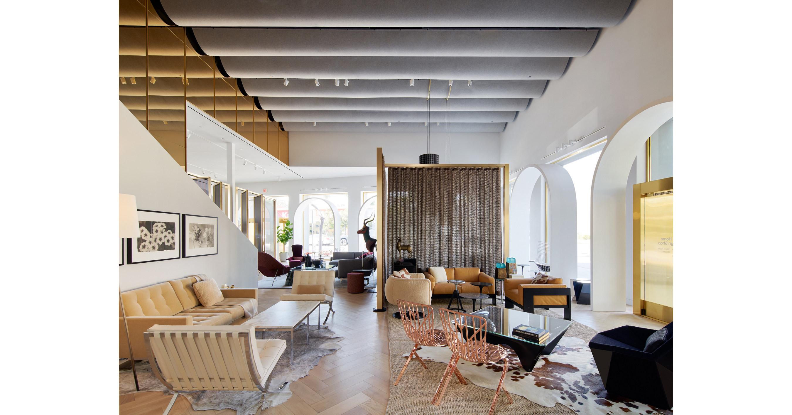 Knoll Debuts Home Design Shop In Los Angeles