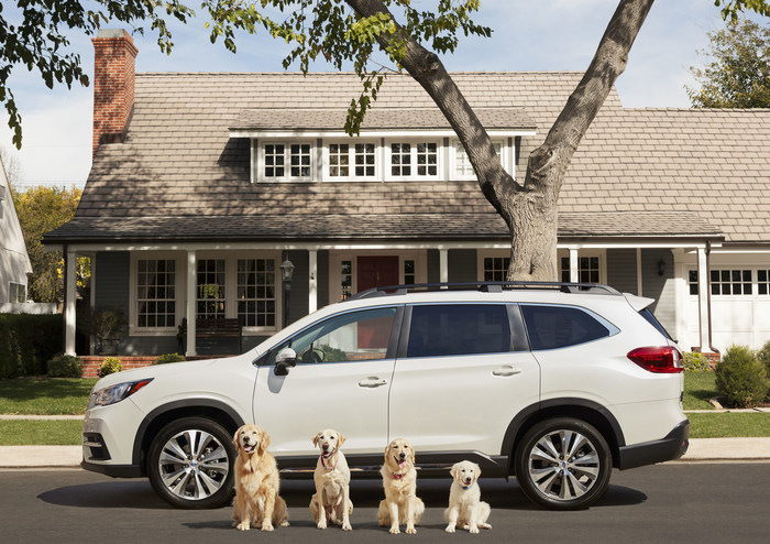 "The Barkleys Are Back: Subaru Of America Unveils All-New ""Dog Tested. Dog Approved."" TV Ads During This Year's Screen Actors Guild Awards®"