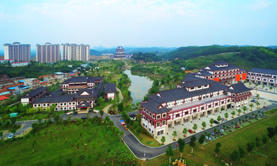 Taihe - Pure Land community (PRNewsfoto/Guangxi ASEAN Economic and Tech)