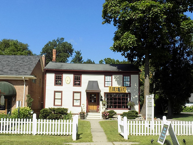 Located in Historic Franklin Village