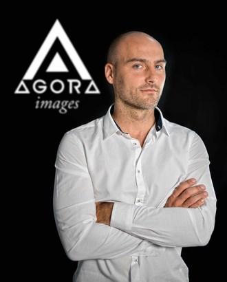 Octavi Royo, Co-Founder & CEO AGORA images (PRNewsfoto/AGORA images)