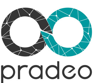Pradeo Logo (PRNewsfoto/Pradeo)