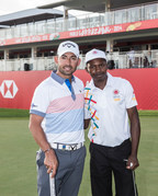 Special Olympics Gold Medallist Teams up with Pablo Larrazabal for Pro-Am in the UAE