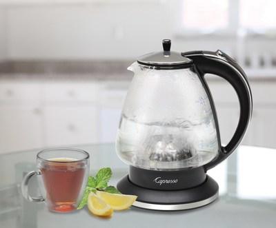 Capresso H2O Glass Rapid Boil Kettle