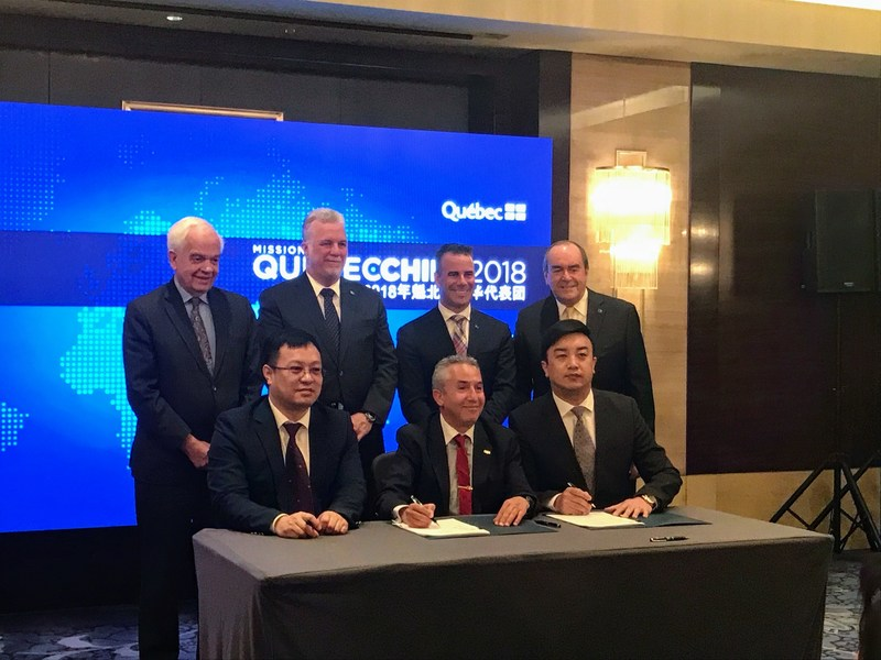 Hydro-Québec licenses Dongshi Kingpower Science and Technology to use its solid-state lithium battery technology (CNW Group/Hydro-Québec)