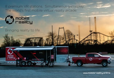 Mobile Reality Titan Trailer Promotional Ad (CNW Group/Mobile Reality Enterprises)