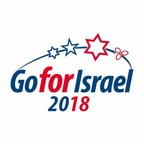 GoforIsrael logo 2018 (PRNewsfoto/Cukierman & Co. Investment Hous)