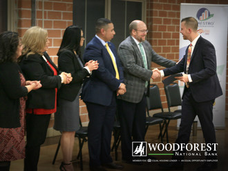 Woodforest Bank Foundry Celebrates First Cohort Graduation