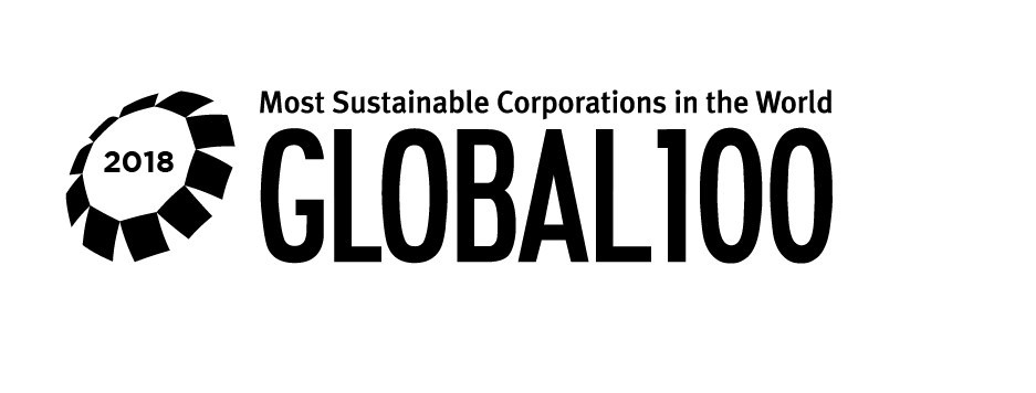 Global 100 (CNW Group/Corporate Knights Inc.)