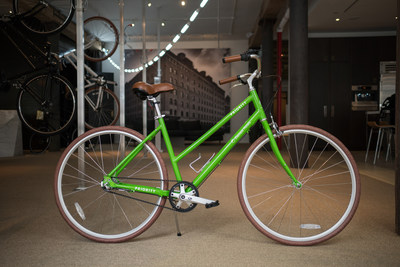 The custom Classic Plus NeverFlat bike that Priority Bicycles developed for Element Hotels will be on-site at all U.S. properties from the start of February.