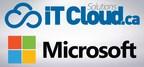 IT Cloud Solutions devient un distributeur Microsoft 2-Tier pour les CSP au Canada (Groupe CNW/ITcloud.ca / IT Cloud Solutions)