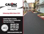 Calvac Paving Announces it will Attend and Exhibit at the 2018 CAA Connect - Rental Housing Conference & Expo