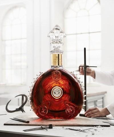 LOUIS XIII Le Salmanazar (PRNewsfoto/LOUIS XIII Cognac)