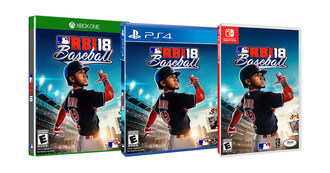 A Sign Of Spring: R.B.I. Baseball 18 Coming This March