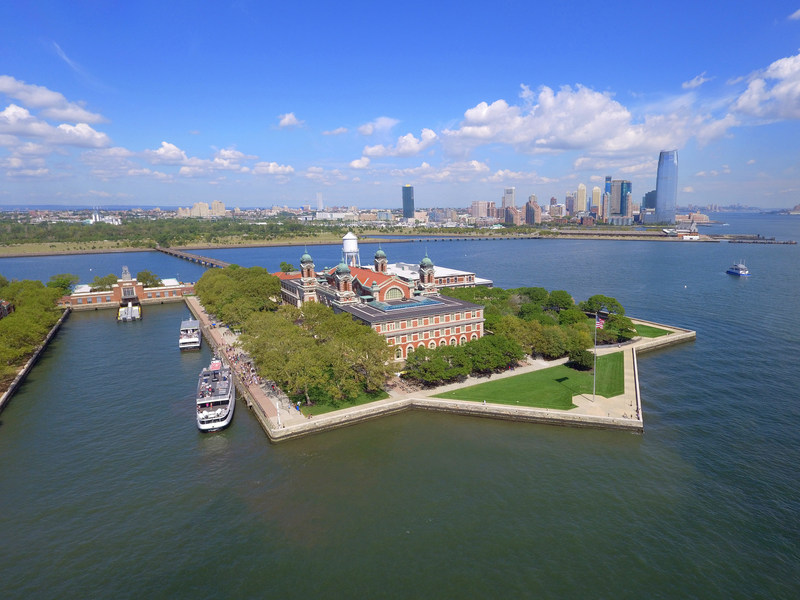 See Ellis Island on a Liberty Cruise