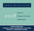 Frost & Sullivan recognizes CenturyLink as the product leader in hybrid cloud management platforms for its innovative Cloud Application Manager platform